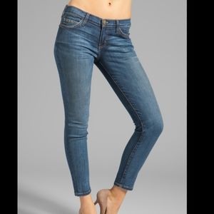 Current/Elliott The Stiletto Townie Skinny Jeans